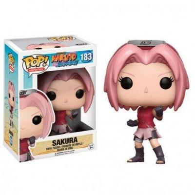 Naruto bobble head pop n 183 sakura