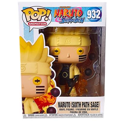 Naruto bobble head pop n 932 naruto six path sage
