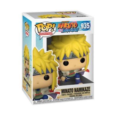 Naruto bobble head pop n 935 minato namikaze