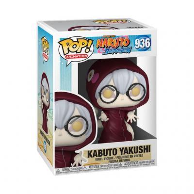 Naruto bobble head pop n 936 kabuto yakushi