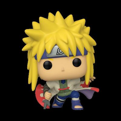 Naruto bobble head pop n xxx minato namikaze