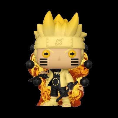 Naruto bobble head pop n xxx naruto six path sage