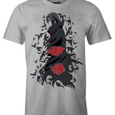 Naruto itashi t shirt homme 1