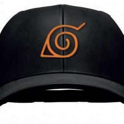 Naruto konoha casquette