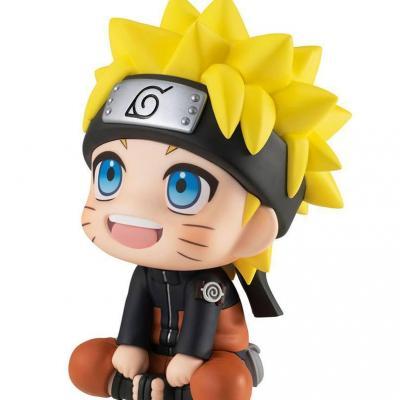 Naruto naruto uzumaki statuette look up 11cm