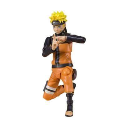Naruto naruto uzumaki statuette s h figuarts 14cm