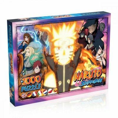Naruto puzzle 1000pcs