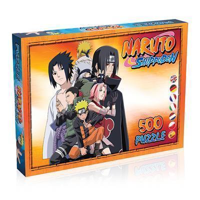 Naruto puzzle 500pcs