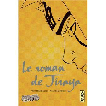 Naruto roman t01 jiraya