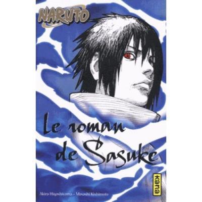 Naruto roman t02 sasuke