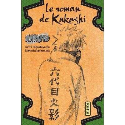 Naruto roman t03 kakashi
