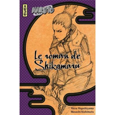 Naruto roman t04 shikamaru