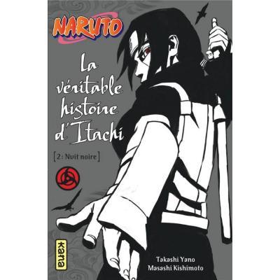 Naruto roman t06 la veritable histoire d itachi 2