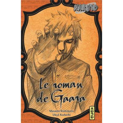 Naruto roman t10 gaara
