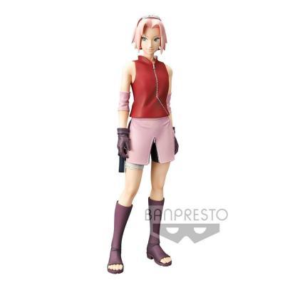 Naruto shippudem figurine grandista haruno sakura 23cm