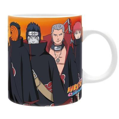 Naruto shippuden akatsuki mug 320ml