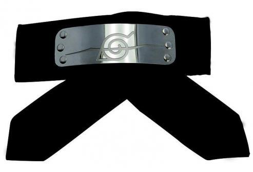 Naruto shippuden anti konoha bandeau 2
