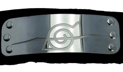 Naruto shippuden anti konoha bandeau 3