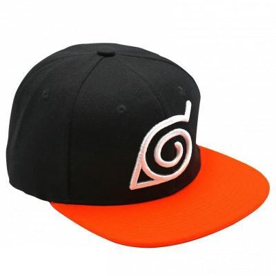 Naruto shippuden casquette snapback konoha