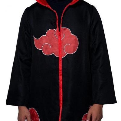 Naruto shippuden manteau akatsuki