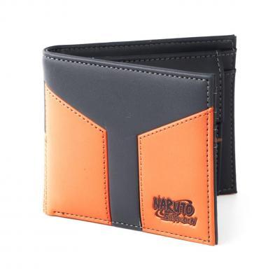 Naruto shippuden portefeuille bifold