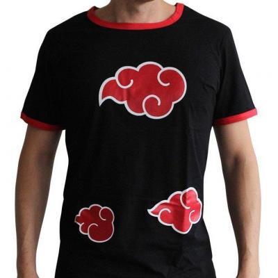 Naruto shippuden t shirt premium akatsuki