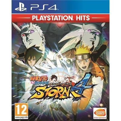 Naruto shippuden ultimate ninja storm 4 hits