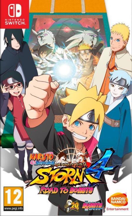 Naruto shippuden ultimate ninja storm road to boruto 1