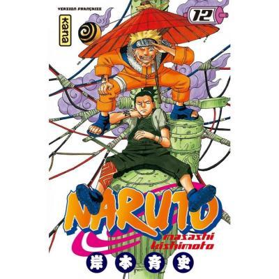 Naruto tome 12