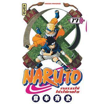 Naruto tome 17