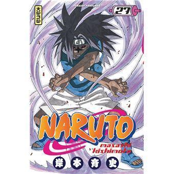 Naruto tome 27