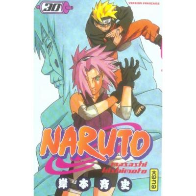 Naruto tome 30