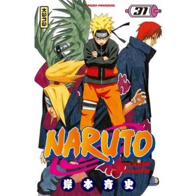Naruto tome 31