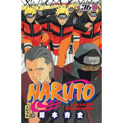 Naruto tome 36