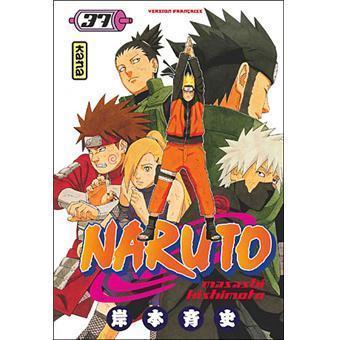 Naruto tome 37