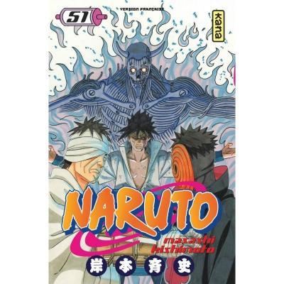 Naruto tome 51