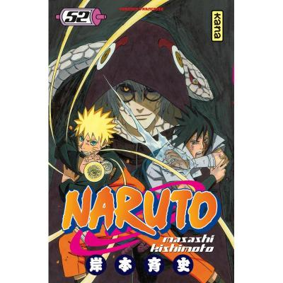 Naruto tome 52