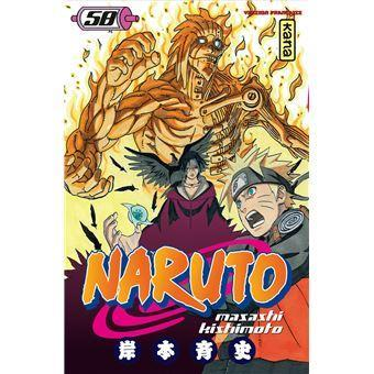 Naruto tome 58