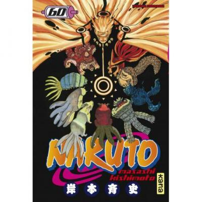 Naruto tome 60