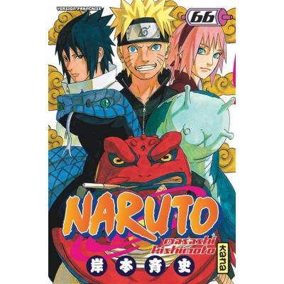 Naruto tome 66