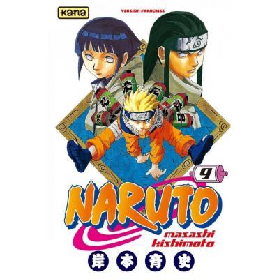 Naruto tome 9