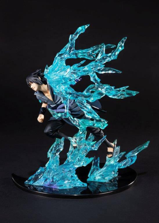 Naruto uchiha kizuna relation statuette figuartszero 21cm 1
