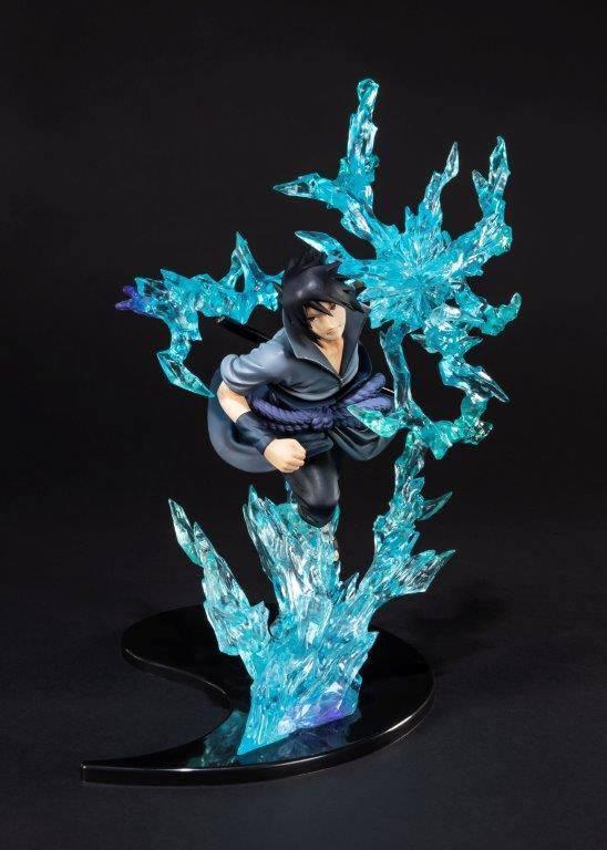 Naruto uchiha kizuna relation statuette figuartszero 21cm