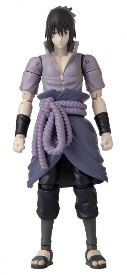 Naruto uchiha sasuke figurine anime heroes 17cm 1