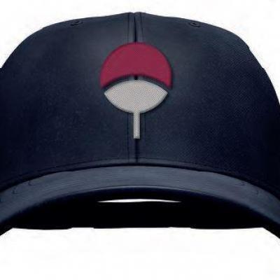 Naruto uchiwa casquette