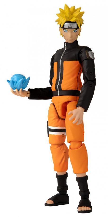 Naruto uzumaki naruto figurine anime heroes 17cm 1