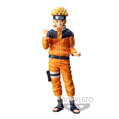 Naruto uzumaki naruto figurine grandista nero 23cm
