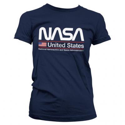 Nasa girly t shirt united states