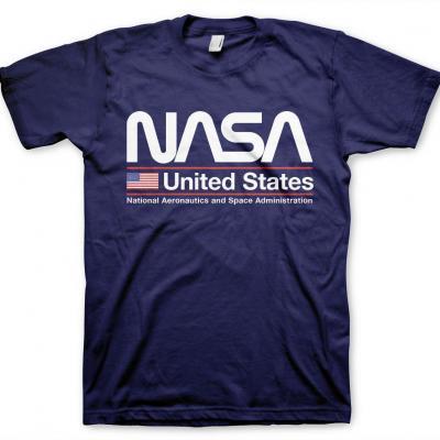Nasa t shirt united states