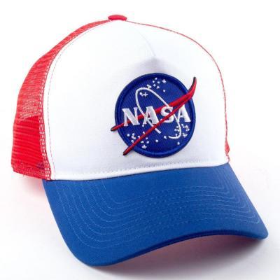 Nasa trucker logo casquette
